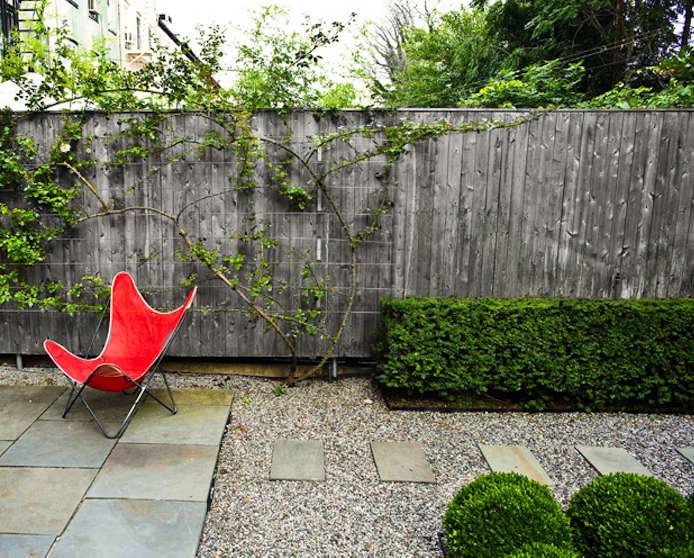 Garden Design Gravel Patio hardscaping 101: pea gravel - gardenista