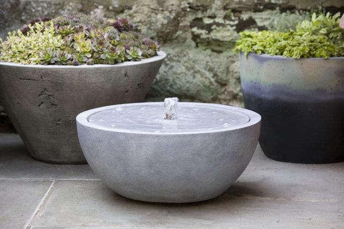 In Praise Of The Water Fountain Gardenista