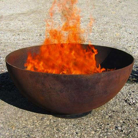 10 easy pieces outdoor firepits and stoves