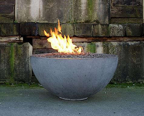 10 Easy Pieces Outdoor Fire Pits And Bowls Gardenista