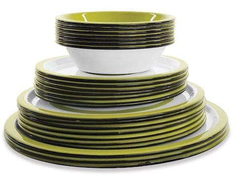variopinte-enamelware-green