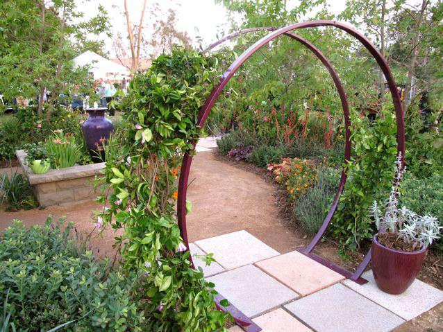 Diy Garden Arbor Ideas Garden Design Ideas