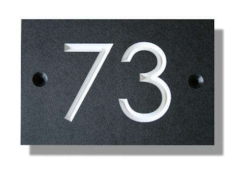slate-house-number-gardenista