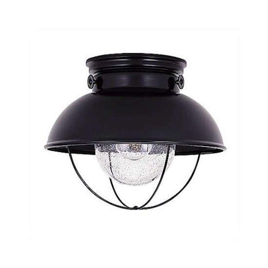 sebring-black-outdoor-flush-mount