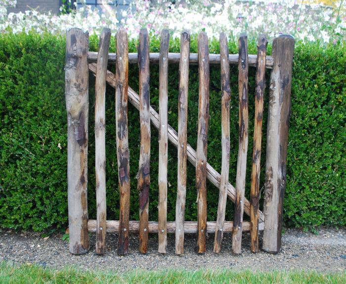 10 Easy Pieces Wooden Garden Gates Gardenista