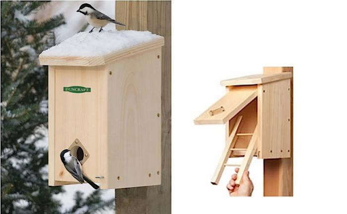 Shelter From The Storm Winter Roosting Boxes Gardenista