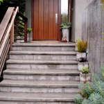 diy-concrete-planters-succulents-front-door