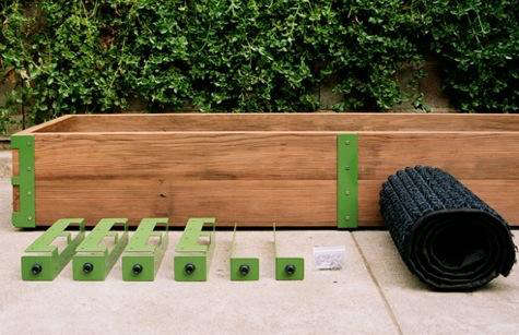 DIY Stylish Raised Bed Kits for the Garden Gardenista
