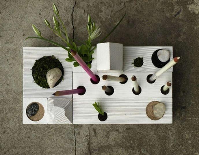 Desktop Zen Garden Gardenista