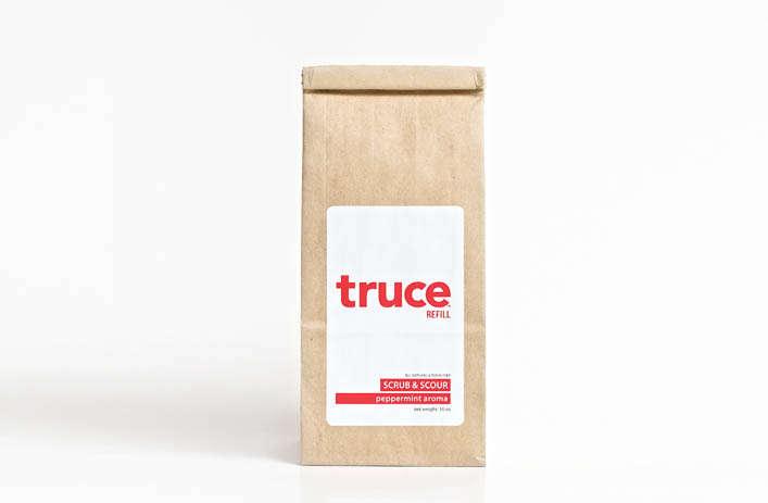 Truce Scouring Powder