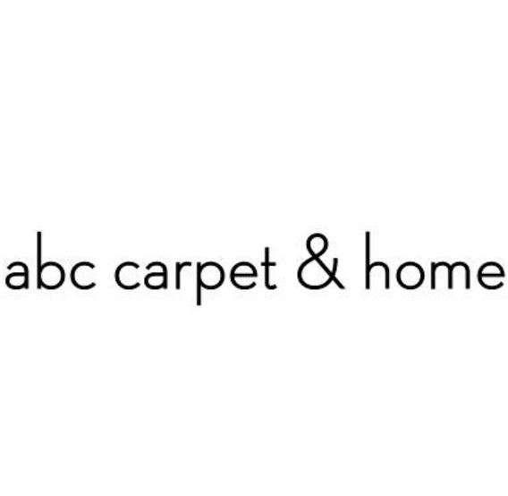 Editors Picks Best of the ABC Carpet amp Home Summer Sale abc carpet home logo