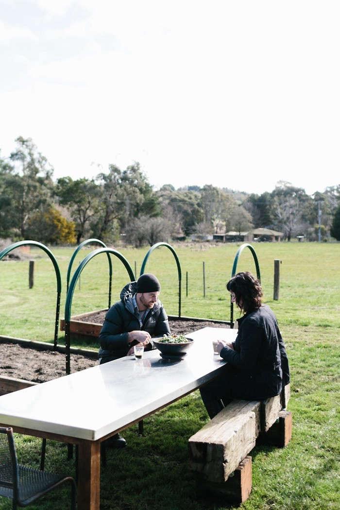 Tasha Shoo Australia farmer Outer Towners; Gardenista
