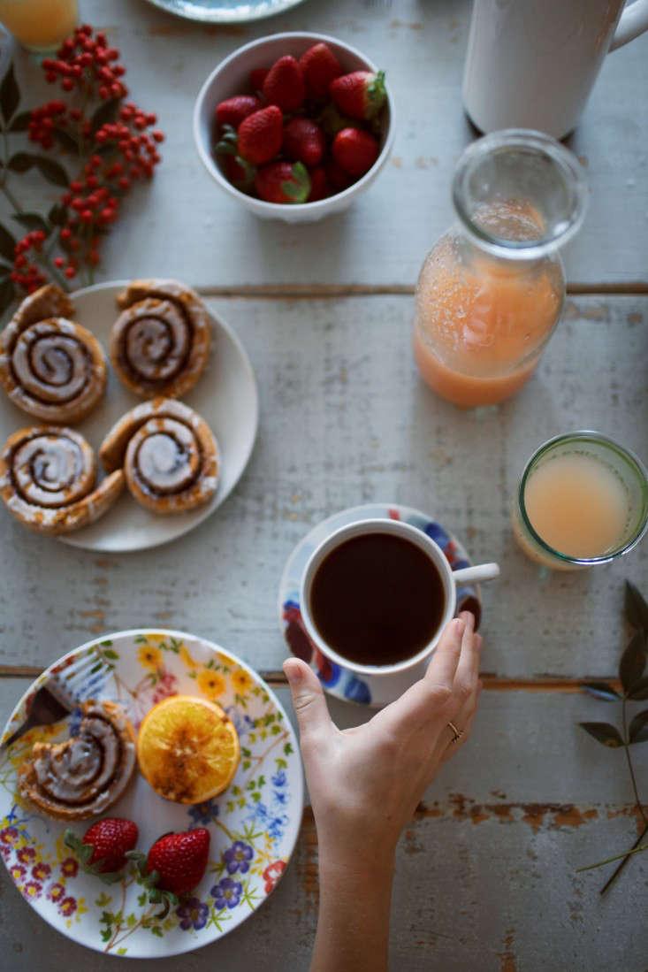christmas morning breakfast   gardenista
