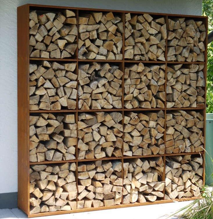 Wood Storage Firewood Log Store