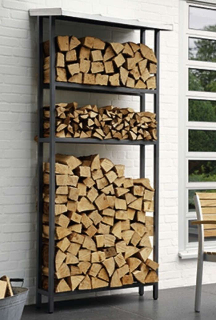 10 Easy Pieces Firewood and Log Storage Remodelista