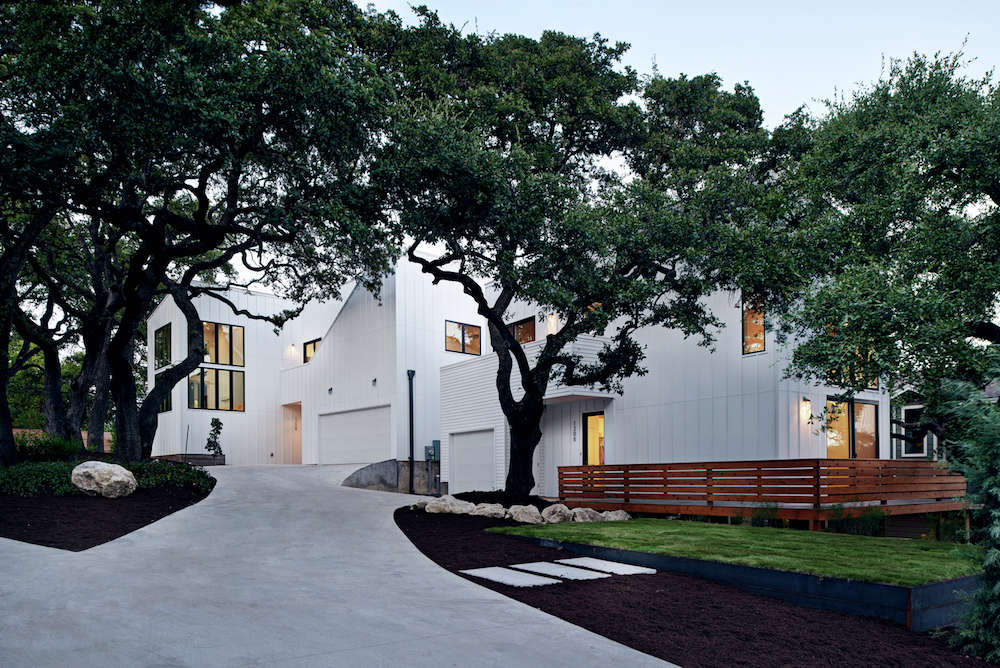 Architect Visit Four Houses One Garden in Austin Texas