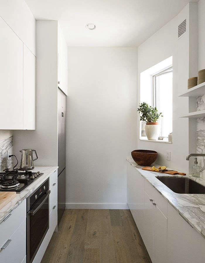 Steal This Look: A Small But Smart Kitchen In Brooklyn