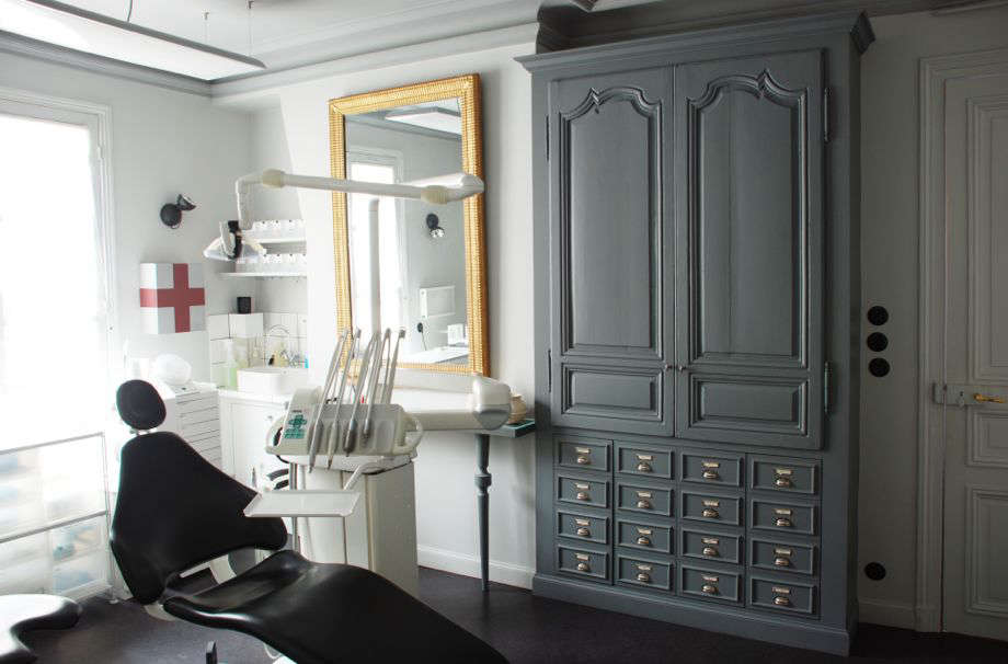 Dental Decor In Paris Le Cabinet Dentaire De G 233 Raldine By