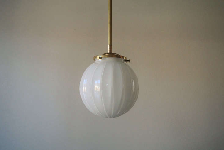 Handmade Light Fixtures well-priced handmade lighting from an etsy design duo - remodelista