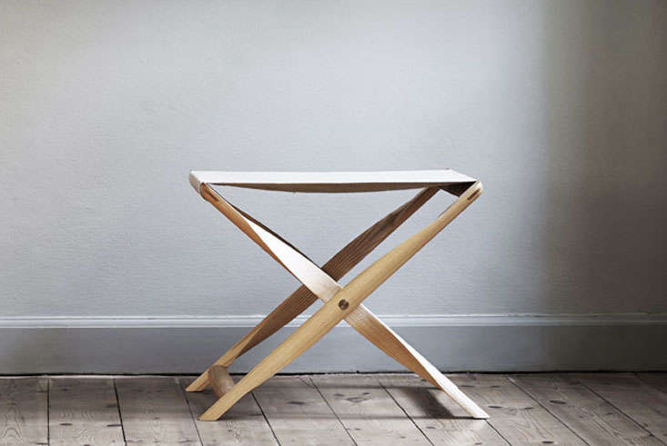 5 Favorites The Elevated Camp Stool Remodelista