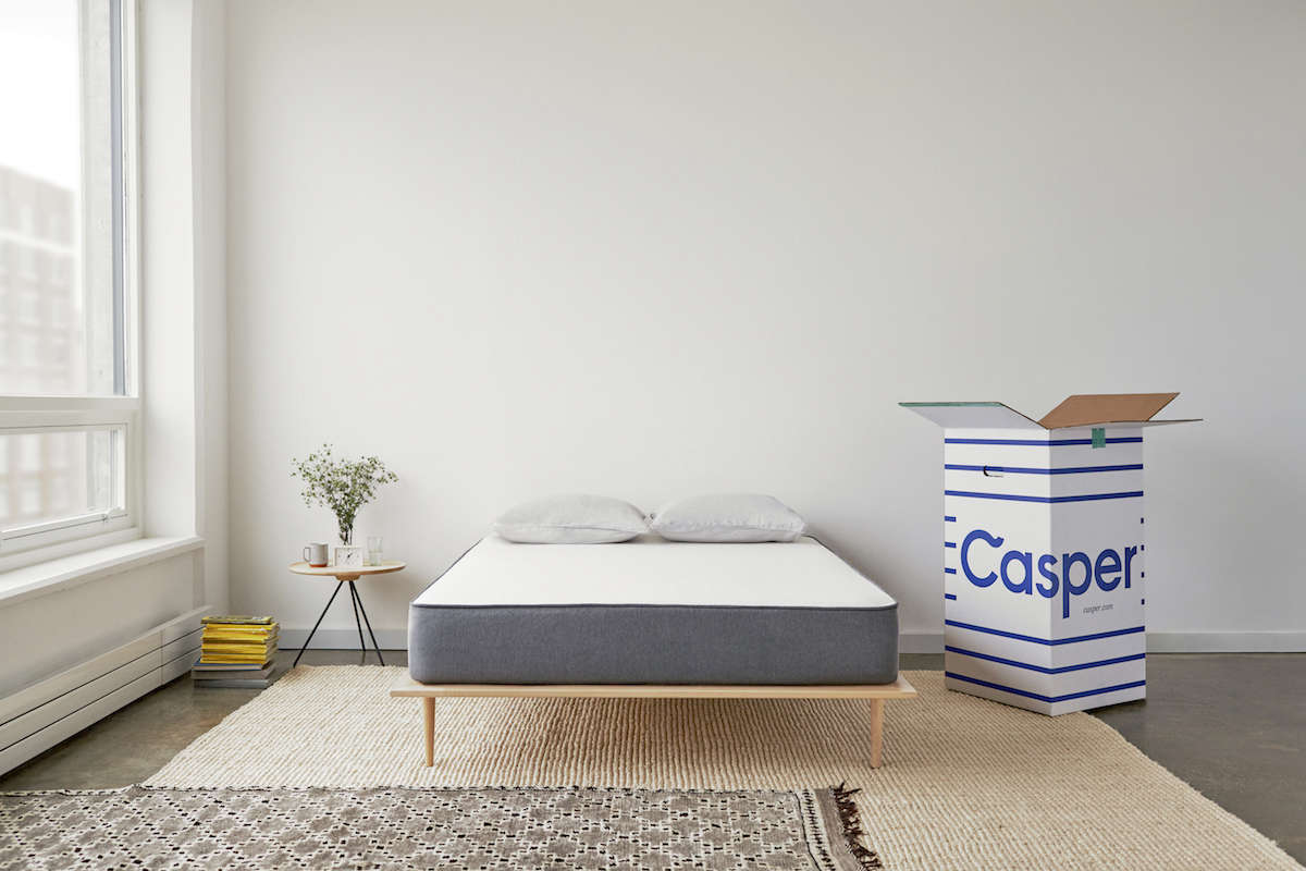 From Casper One Perfect Mattress Plus A Discount For