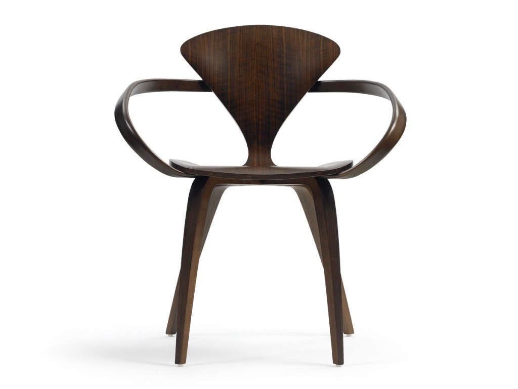 Cherner armchair remodelista for Design classics furniture reproductions