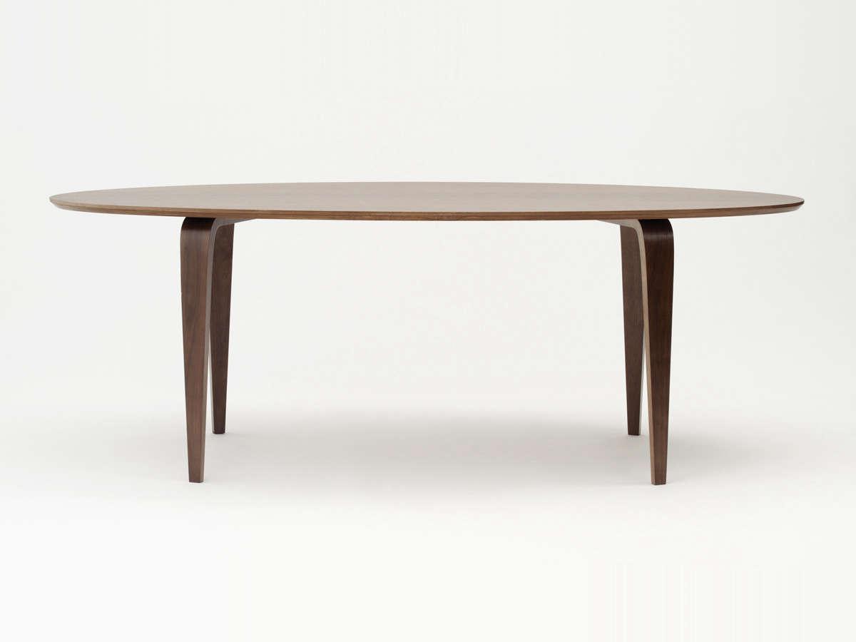 Cherner oval dining table | Remodelista