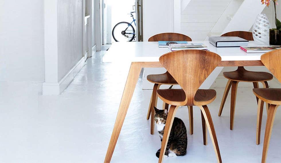 Cherner chairs | Remodelista