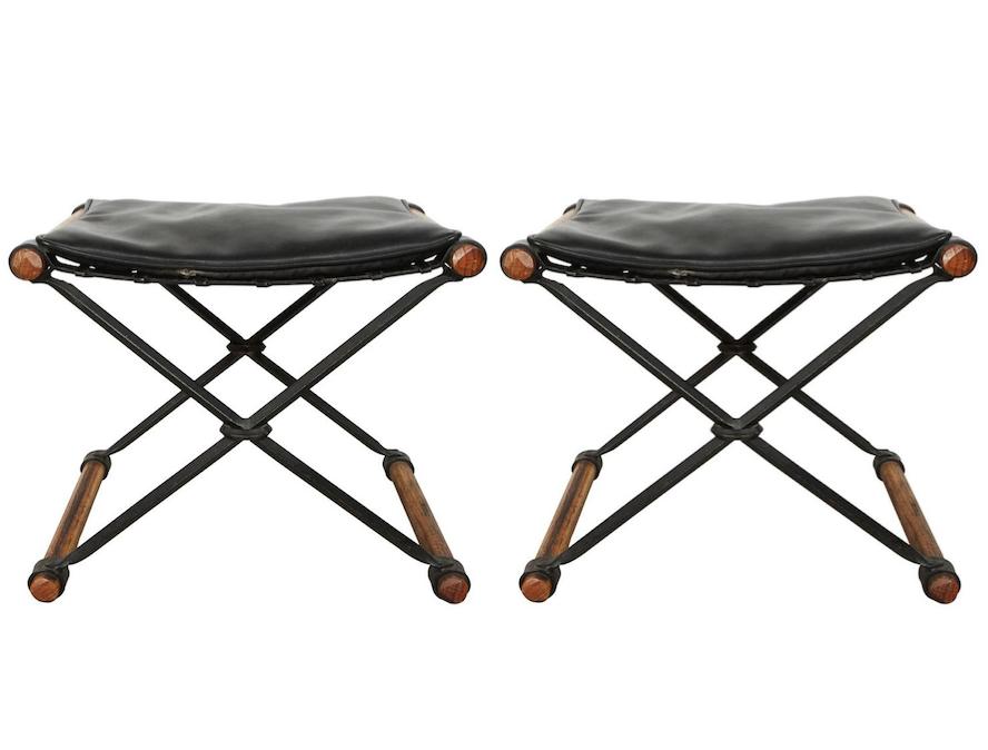 Cleo Baldon stools for Terra | Remodelista