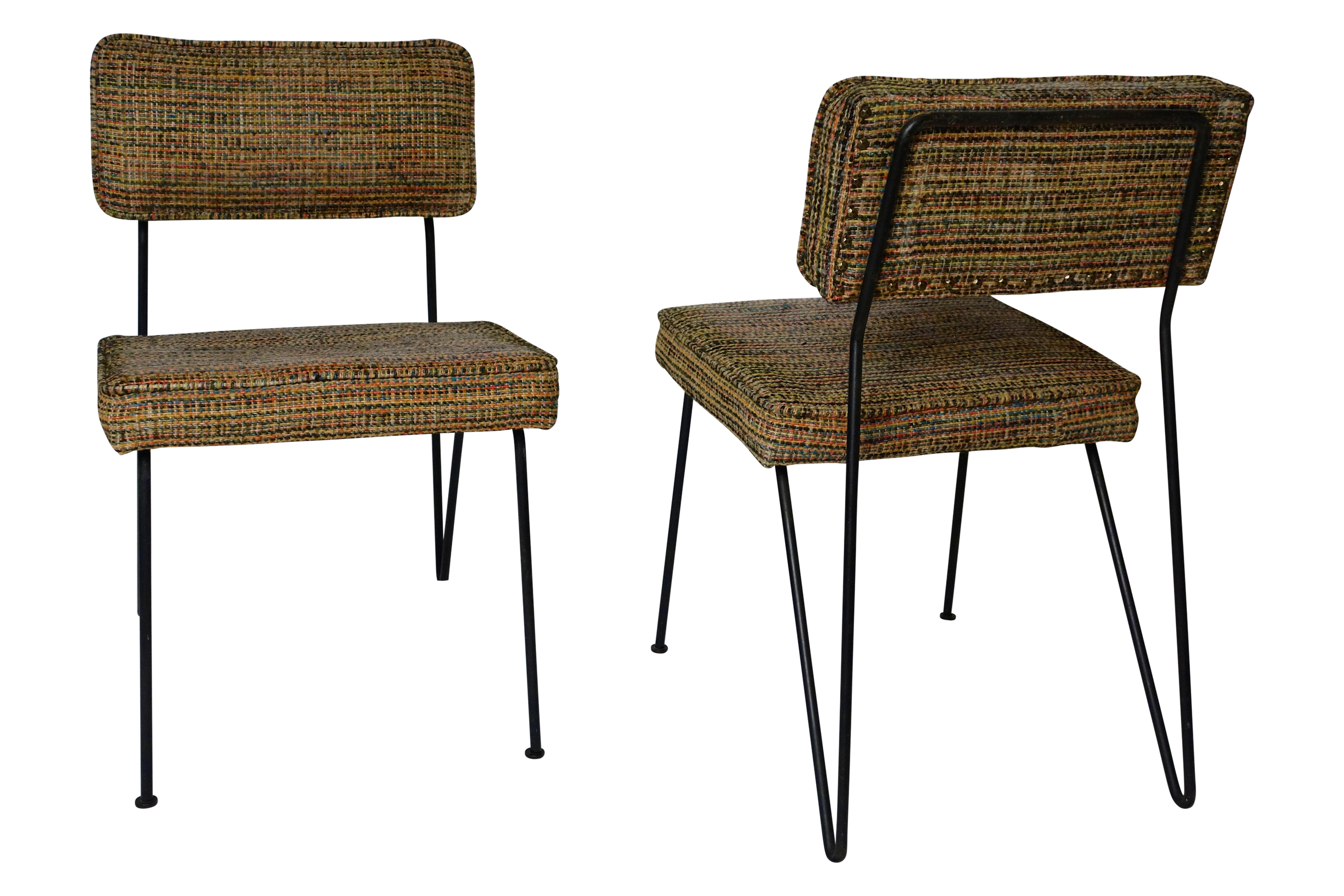 Dorothy Shindele chairs available via Chairish | Remodelista