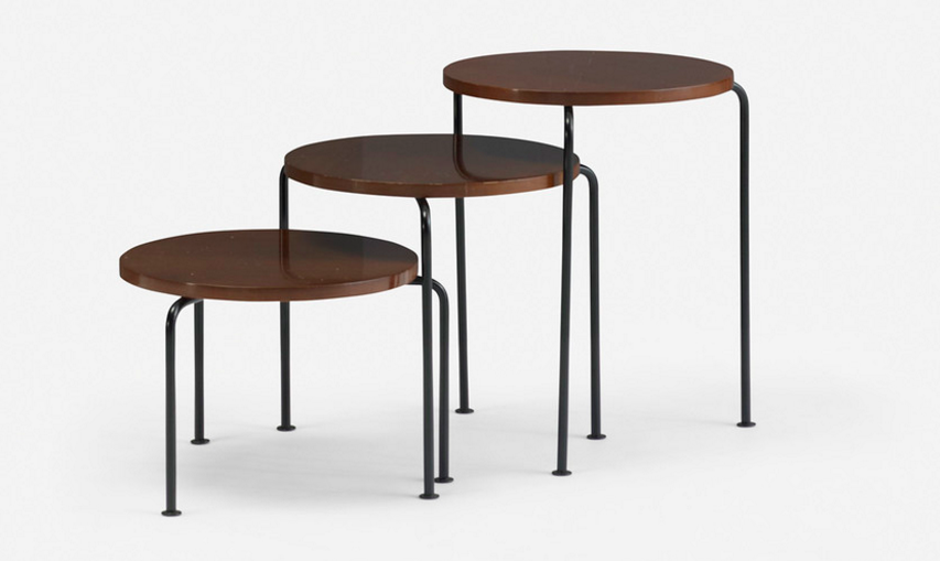 Luther Conover Stools Sold By Wright For $3000 In 2012 |