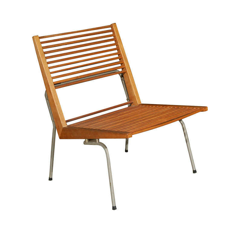 Maurice Martine Case Study late 1940s chair via 1st Dibs | Remodelista
