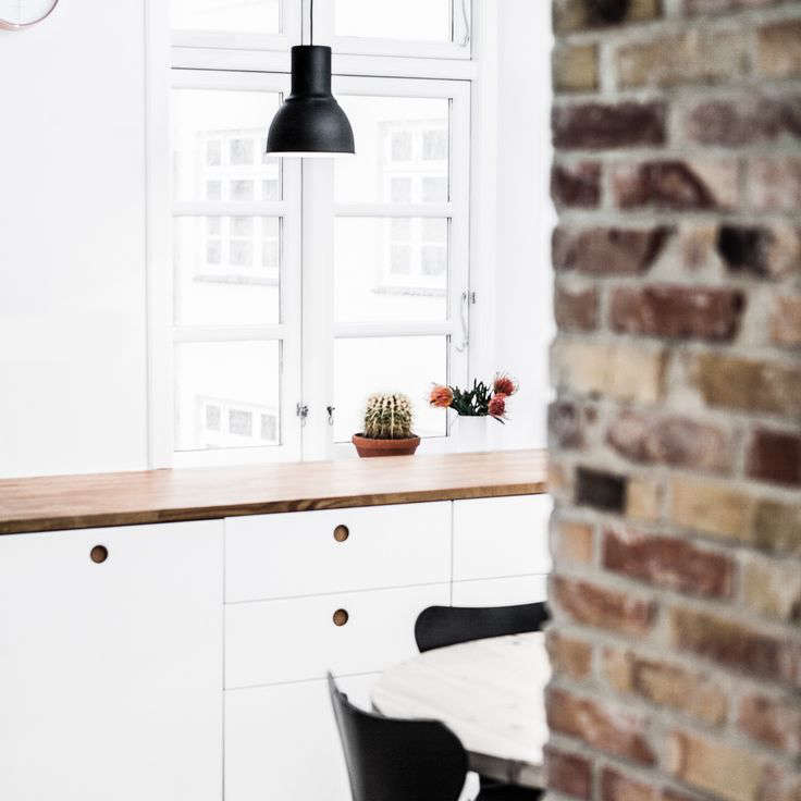 Kitchen Of The Week A Sixties Inspired Danish Ikea Hack