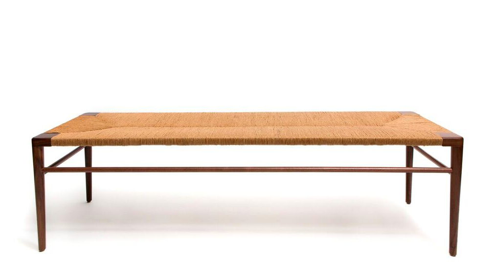 Smilow Furniture Rush Bench | Remodelista Good Looking