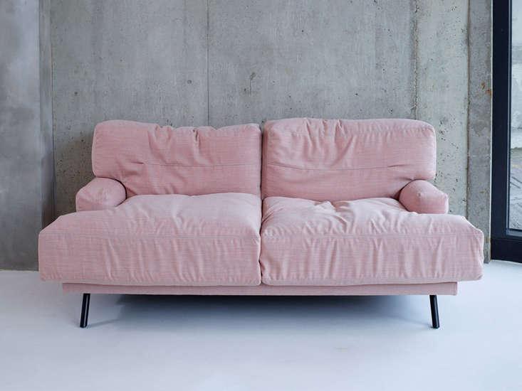 10 Easy Pieces The Pink Sofa Remodelista