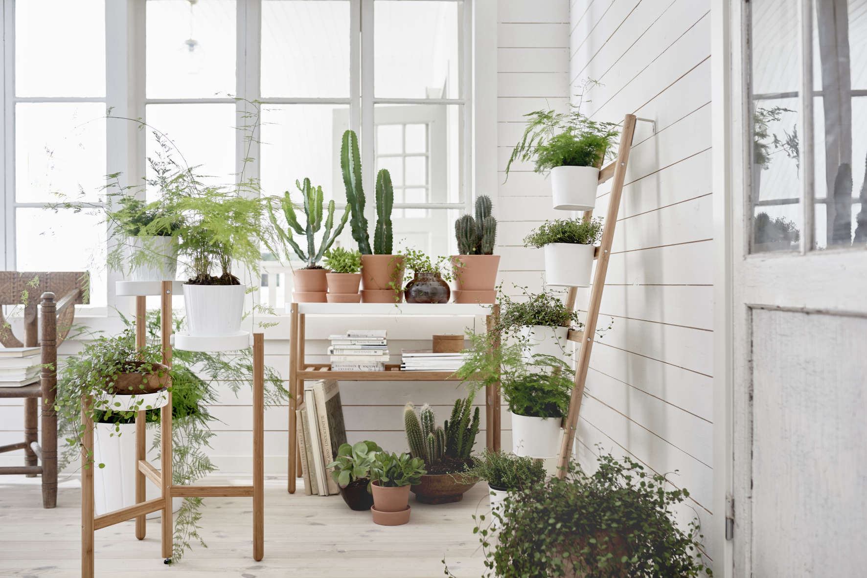 Ikea Sneak Peek: New Bamboo Plant Stands And Planters