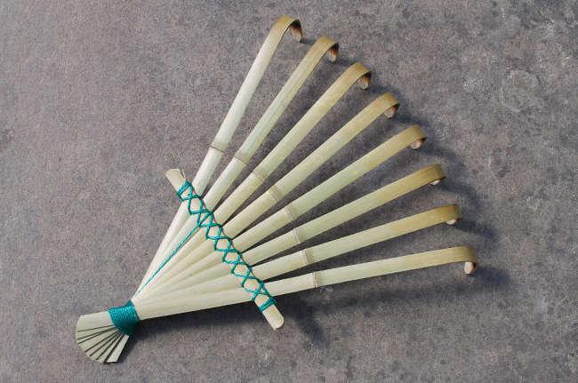 how to make a japanese garden rake