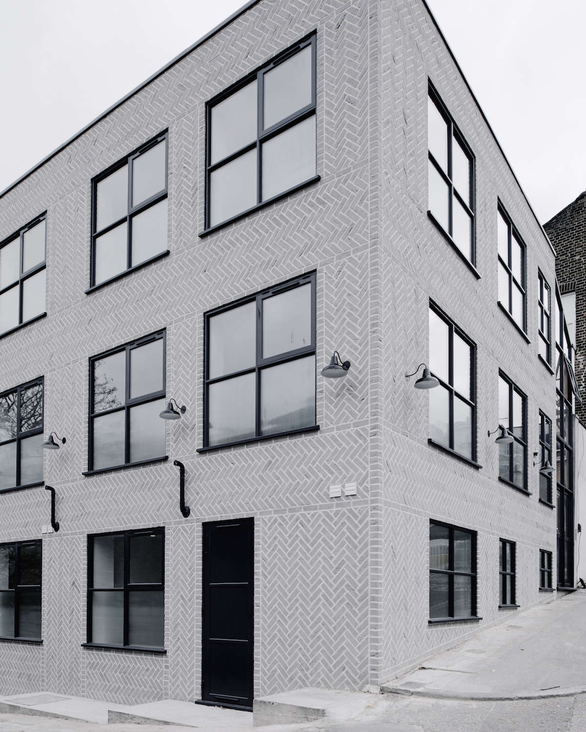 Gray Red Brick Building Block : The renegade real estate developers chan eayrs in