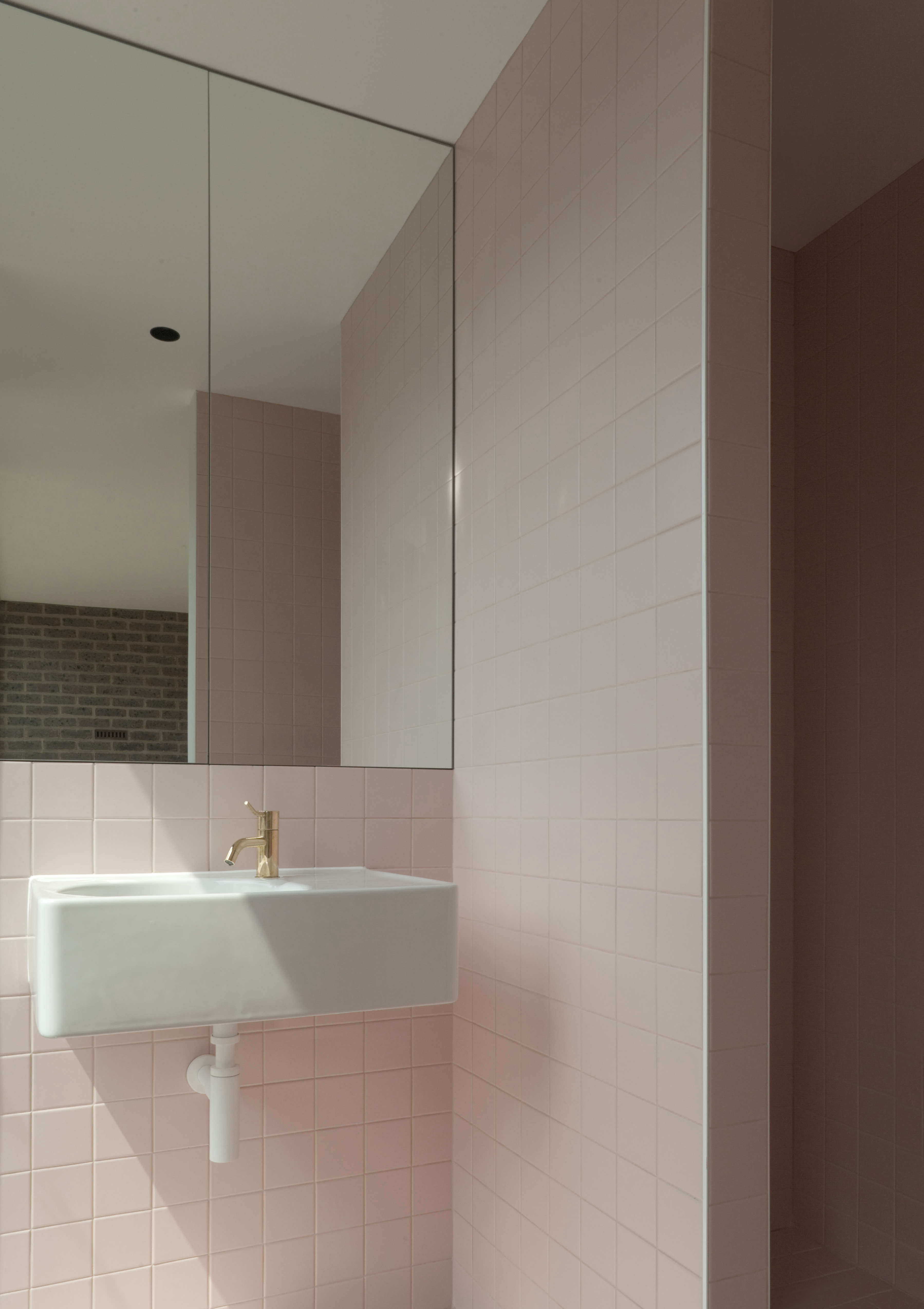 Rethinking Pink: 9 Bathrooms In Blush Tones: Remodelista