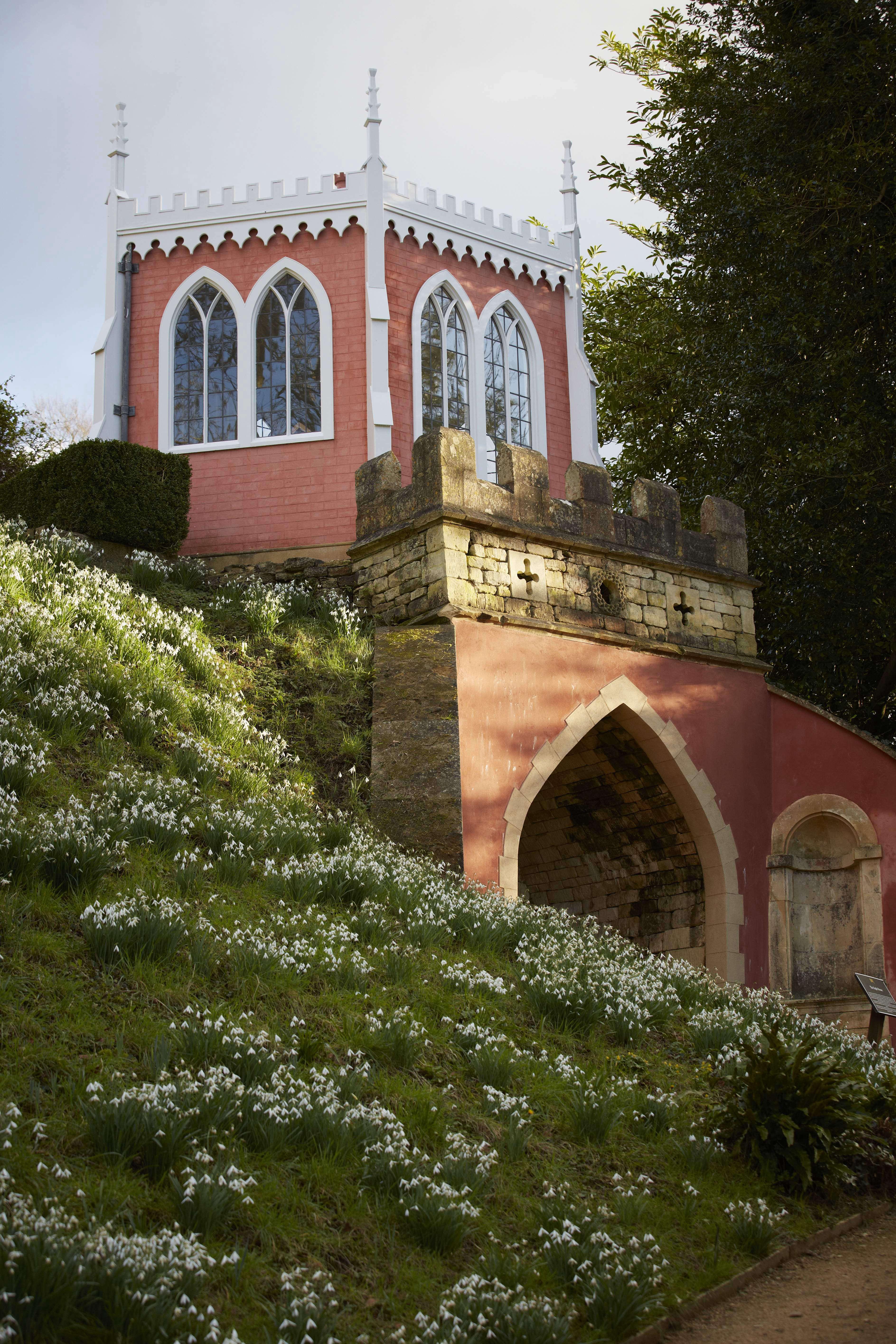 Garden Visit: Snowdrop Season at Painswick Rococo Garden ...