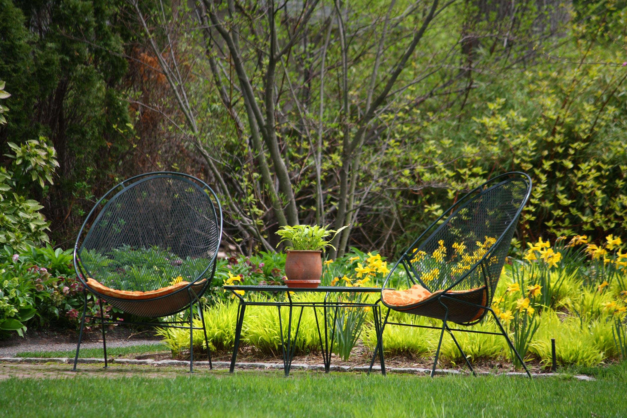 Garden Visit At Home With Silas Mountsier In New Jersey Gardenista