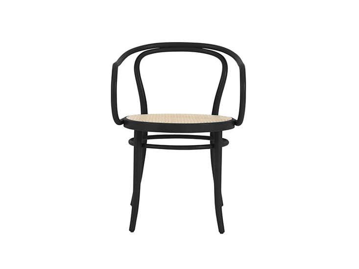 thonet-bentwood-armchair-black-remodelista
