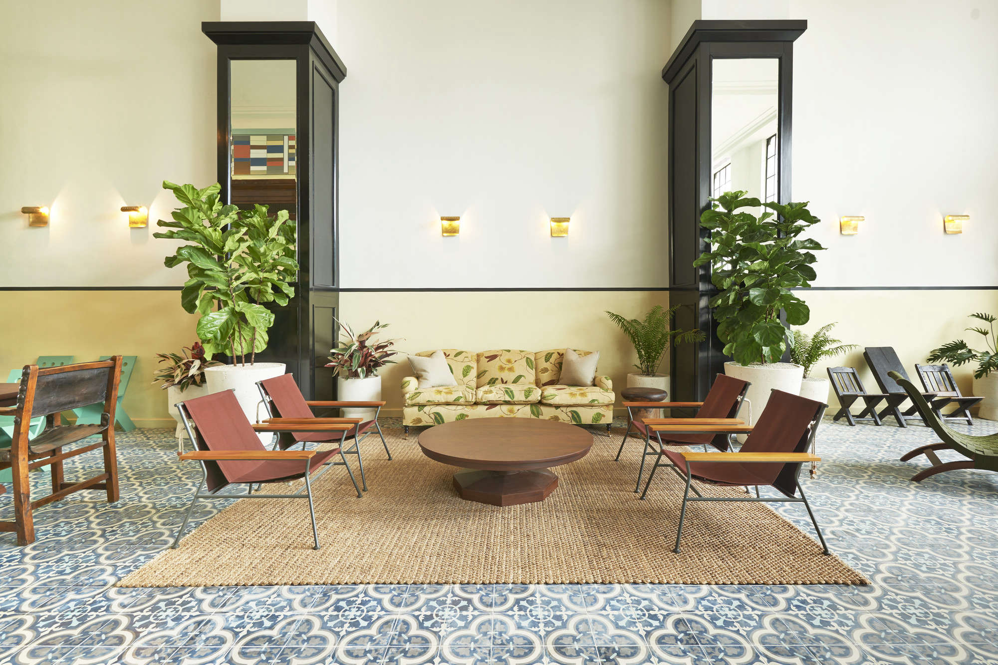 Ace Hotel Turns Tropical in Panama City