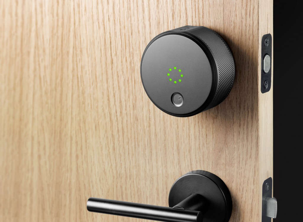 August-smart-lock | Remodelista