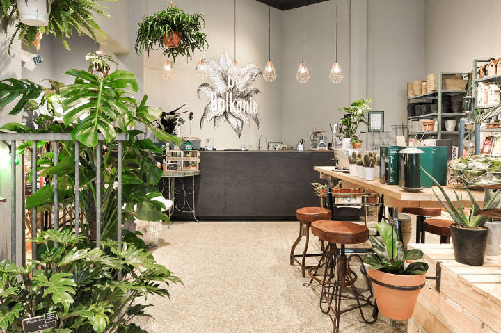 Shopper s diary de balkonie in amsterdam gardenista for Decoration urban jungle