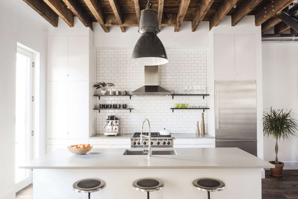 A whole house overhaul in brooklyn with a high/low mix ...