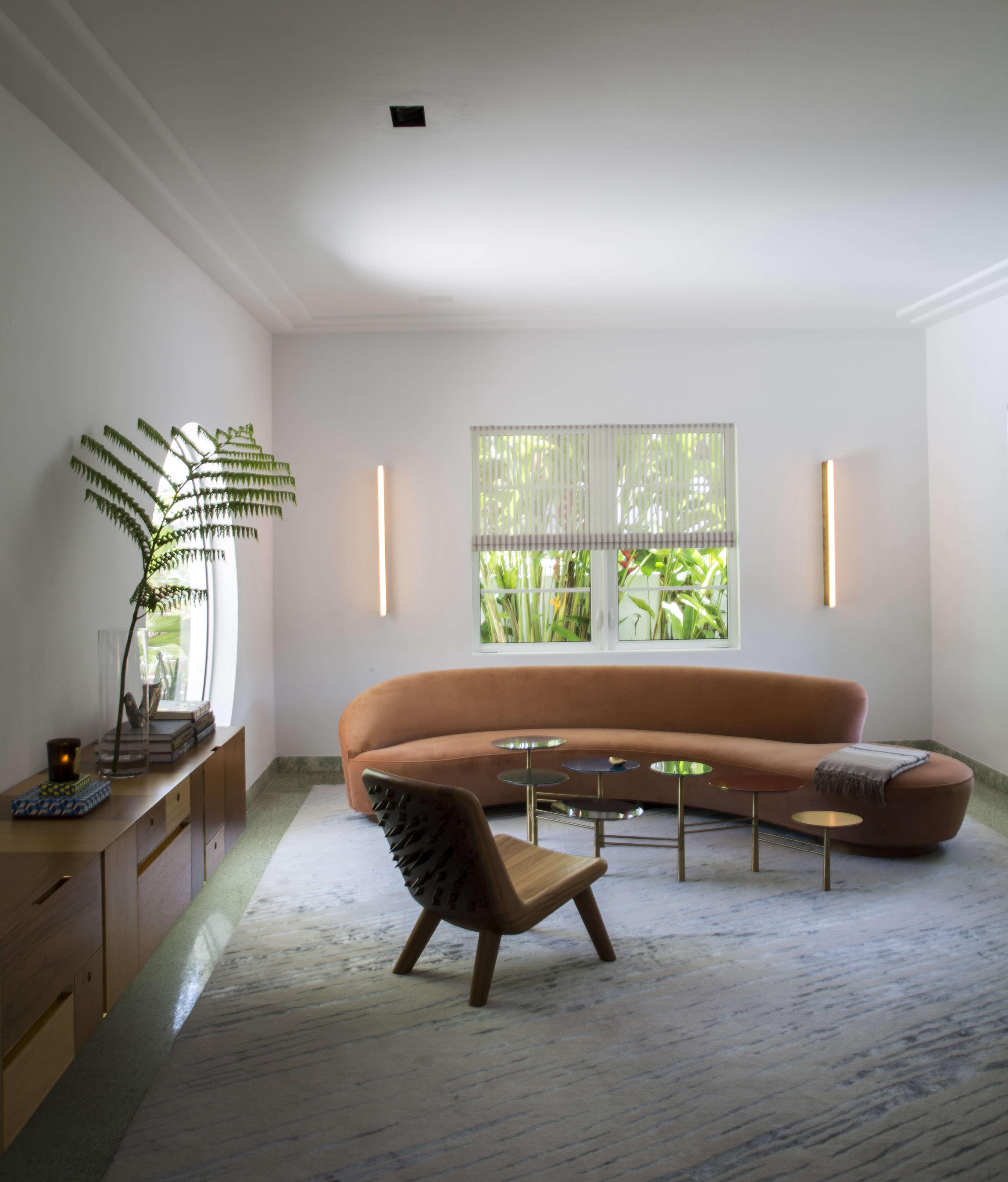 Living Room Furniture Miami Interior Design