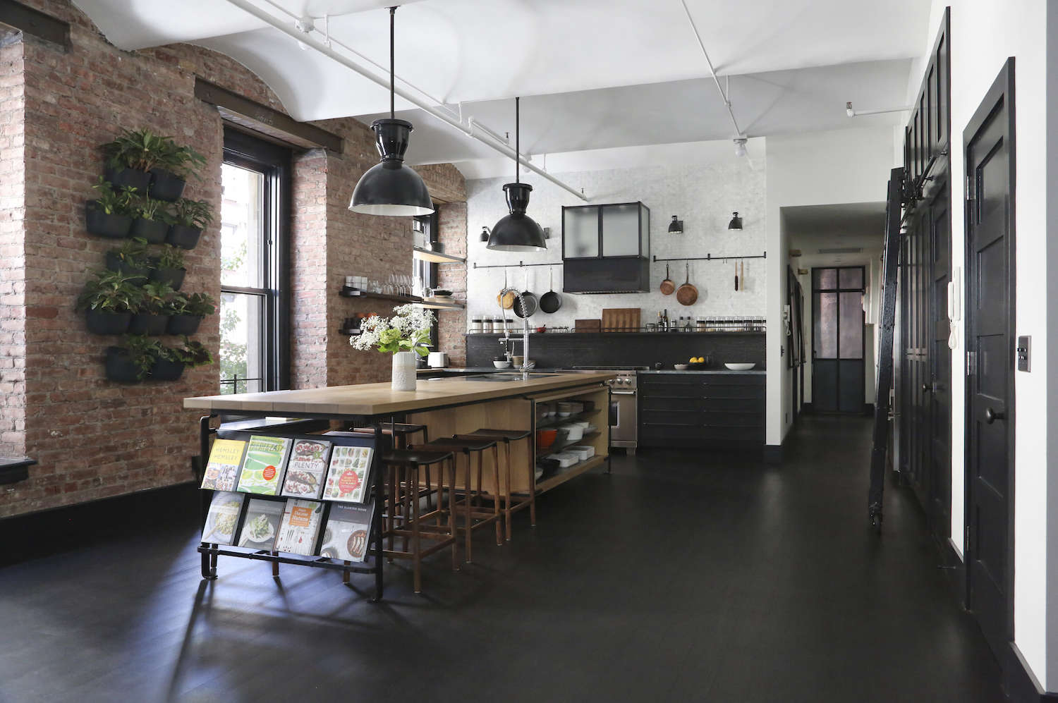 A Rugged Rustic NYC Loft By Matt Bear Of Union Studio