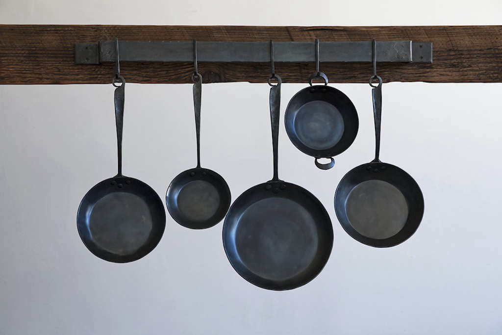 A Lighter Alternative To Cast Iron Pans Hand Forged In