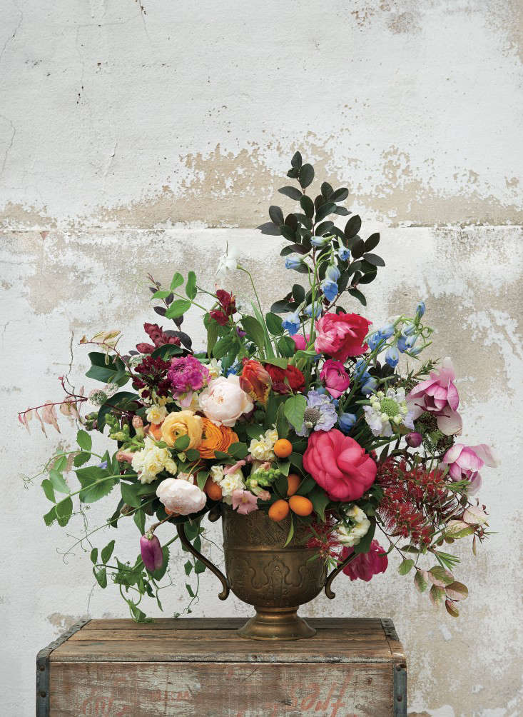 Behind the scenes a spring crop of southern florists from